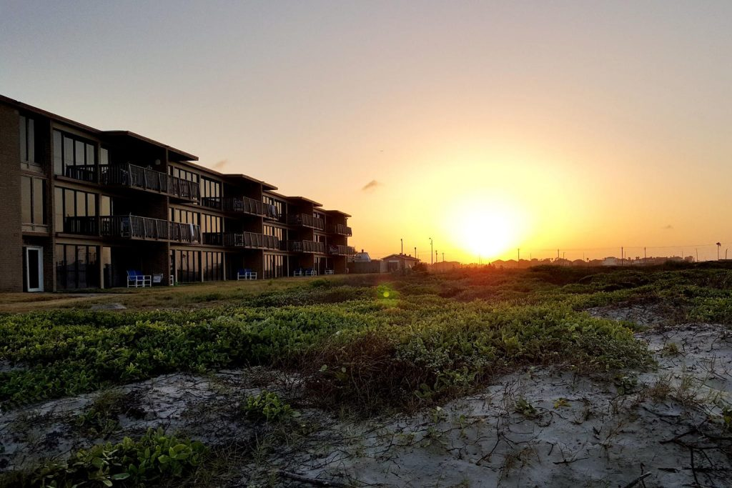 Island House Condominums on South Padre Island; CQ Integrative Health & Wellness Center Visiting Patients