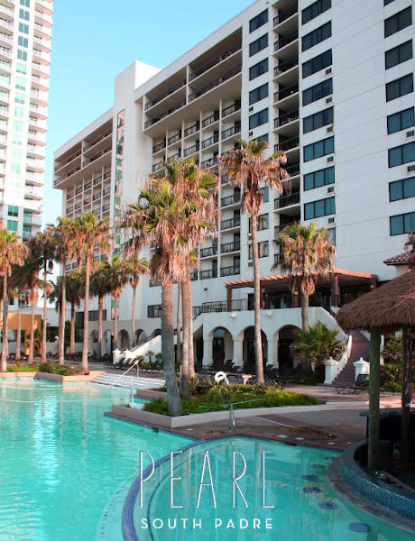 Pool at Pearl Resort, South Padre Island, Texas