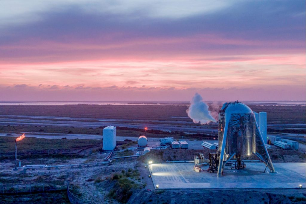 Space X Launchpad Boca Chica Texas - 30 minutes from CQ Integrative Health